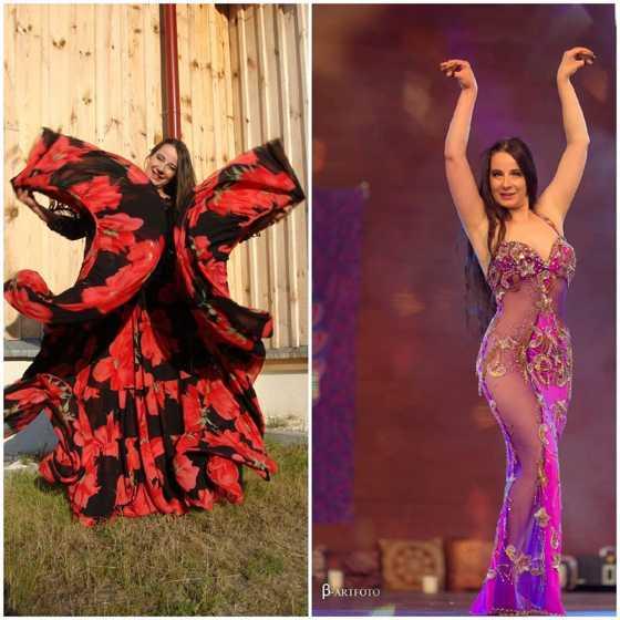 15 taniec brzucha